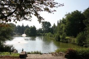 Stadtsee Werne
