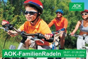 AOK Familien Radeln